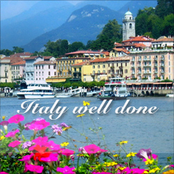 Italy well done