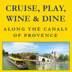 Cruise, Play, Wine & Dine - Along the canals of Provence