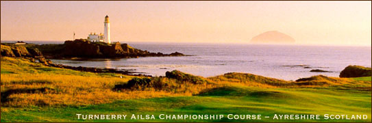 Turnberry Ailsa Championship Course